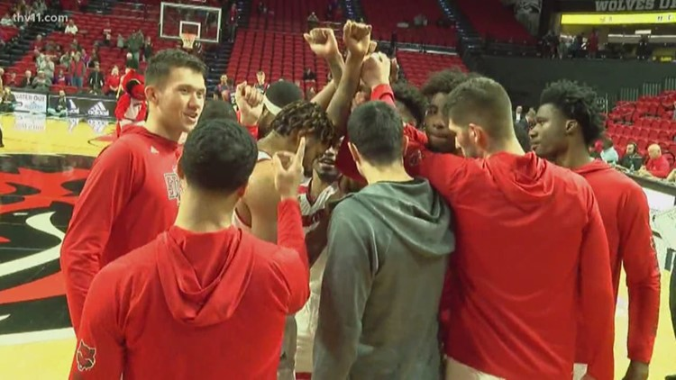 Cockfield lifts Arkansas State over FAU 75-71 in 2OT