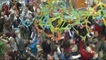 Museum of Discovery throws Noon Year's Eve