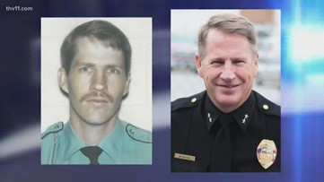 North Little Rock chief looks back at his career