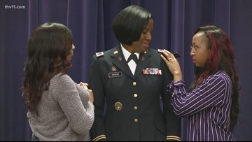 First black female reaches Colonel rank in AR National Guard