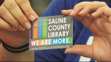 Businesses offer discounts to people with Saline Co. Library cards