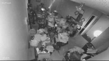 FBI investigating Little Rock Police Department over no-knock raids