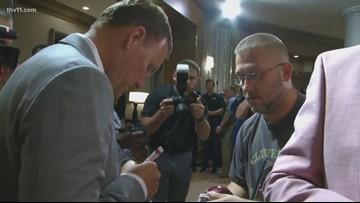 Razorbacks arrive at SEC Media Days