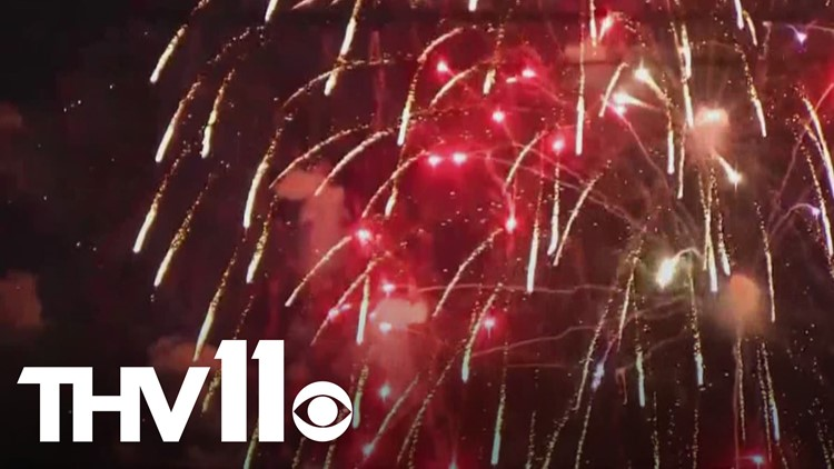Firework tips to safely celebrate your 4th of July weekend