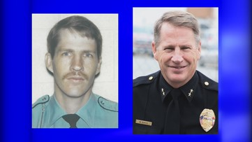 Retiring North Little Rock police chief reflects on 34-year career