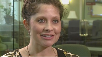 Woman who found breast cancer lump opts for bilateral mastectomy one month before wedding