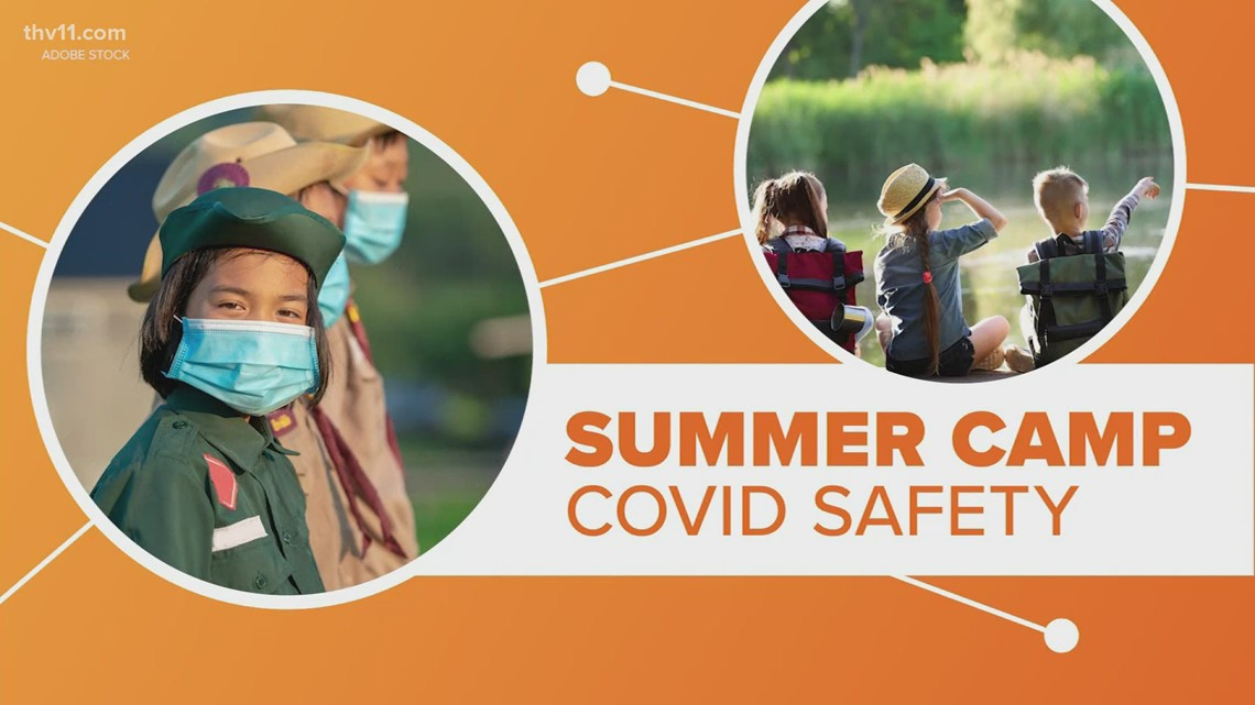 CDC summer camp guidance | Connect the Dots