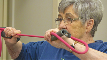 One group of ladies in Hot Springs is taking 'age is just a number' to a whole new level