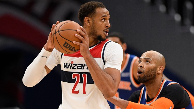 Pro Hogs: Gafford signs 3-yr, $40.2 million extension with Wizards, per report