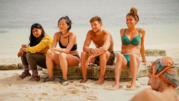 Kellee has a galaxy brain moment on this week's Survivor: Island of the Idols