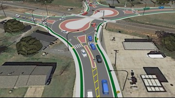 Conway looks to add six more roundabouts, including a double roundabout