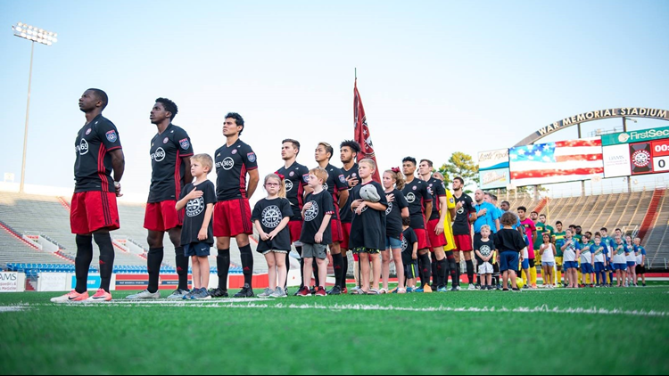 Little Rock Rangers become first Arkansas team to play in nation's oldest soccer competition