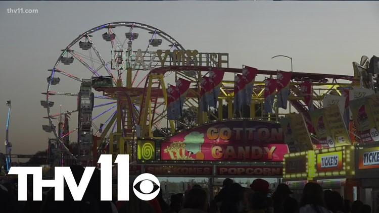 Arkansas State Fair brings record-breaking attendance