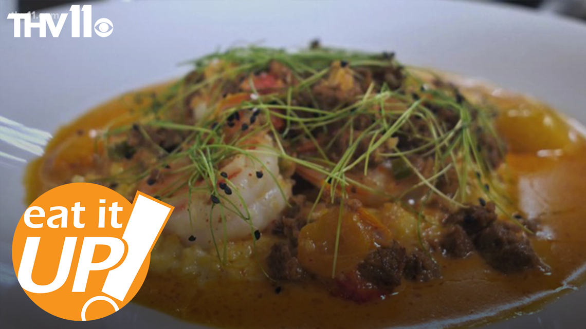 Petit and Keet is a favorite restaurant in central Arkansas for a reason!