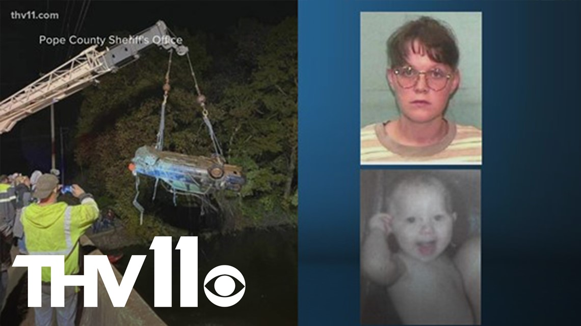 Bodies of Arkansas woman, daughter missing since 1998 reportedly found in water