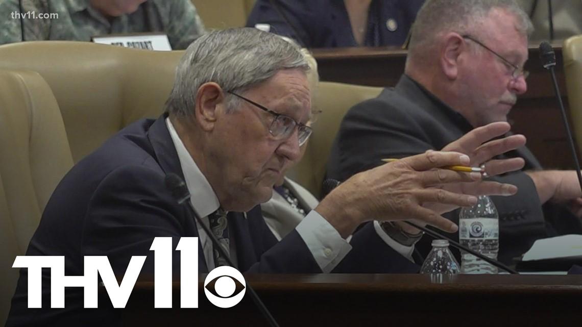 Explaining congressional redistricting in Arkansas