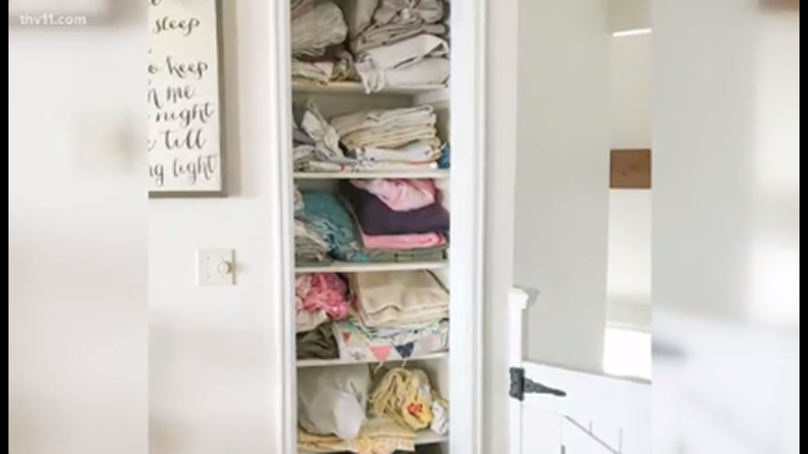 How to organize your linen closet in 3 steps