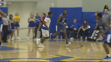 Conway boys pick up road win over NLR