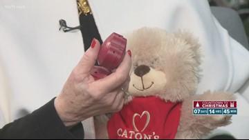 Heartbeat bears allow families to capture heartbeats of terminally ill kids
