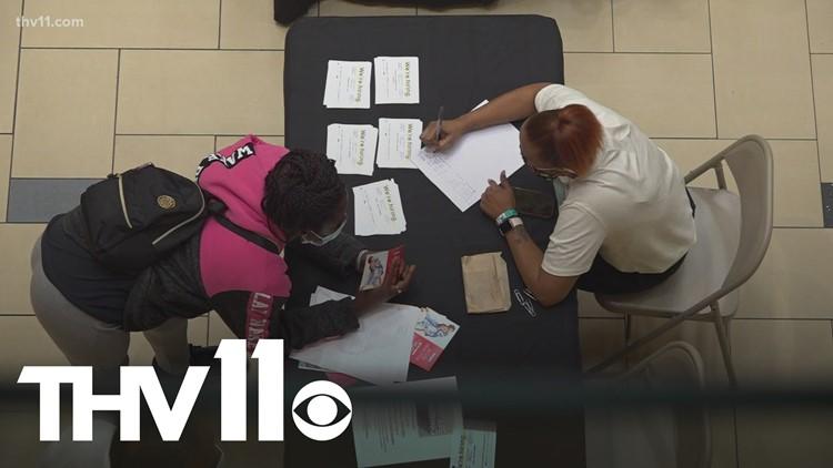 McCain Mall holds job fair on Saturday, more than 20 organizations represented