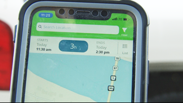 New 'ParkMobile' app changing the game for paid parking