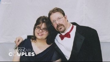 Remarkable Couples- Donald Wax and Jessica Sawyer