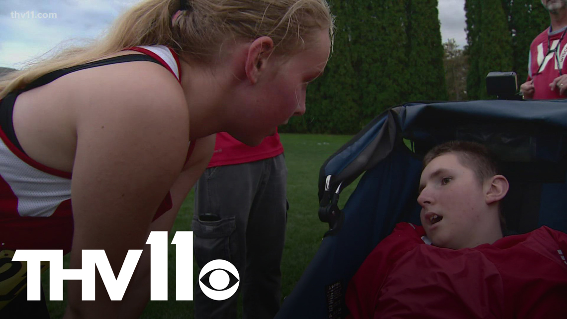 Siblings create special bond through cross country running