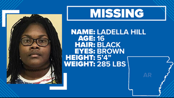 Little Rock police need help locating 16-year-old girl missing since February 12