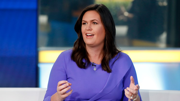 Sarah Huckabee Sanders raises nearly $5M for Arkansas governor's race