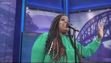 Arkansas singer headed back to Showtime at the Apollo
