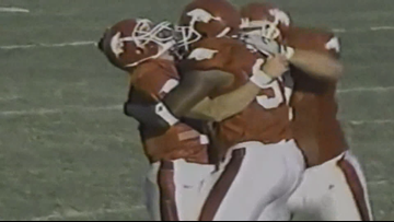 20 years later, Stoerner to Lucas still brings hope to Razorback fans