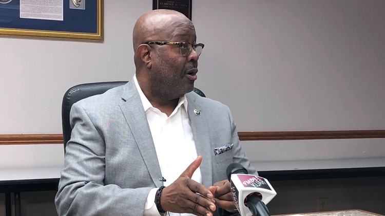 LRPD chief says high homicide rate due to poor conflict resolution skills