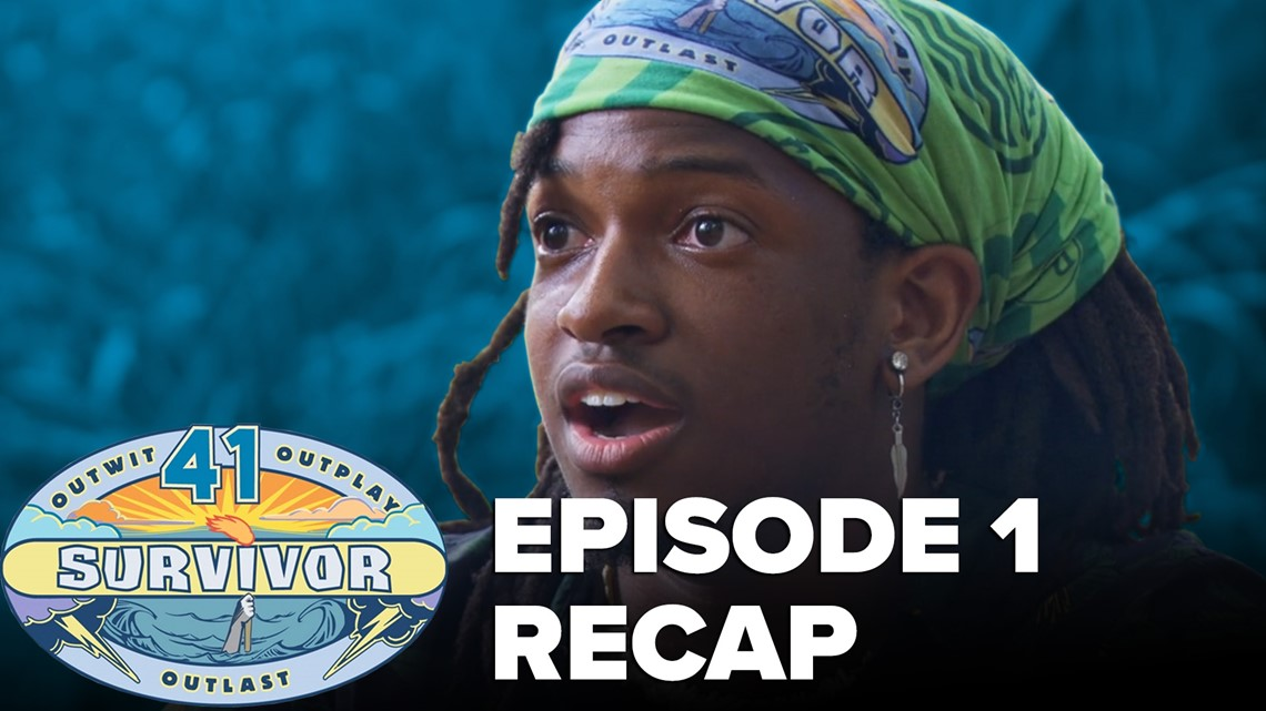 Survivor 41 Episode 1 Discussion