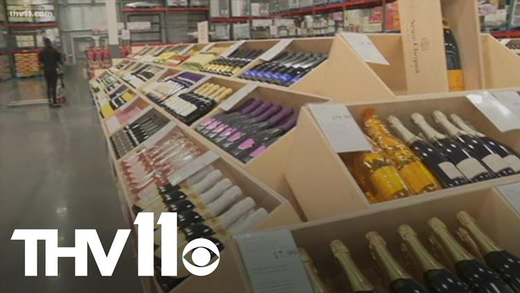 Brand new Costco in Little Rock opens its doors today
