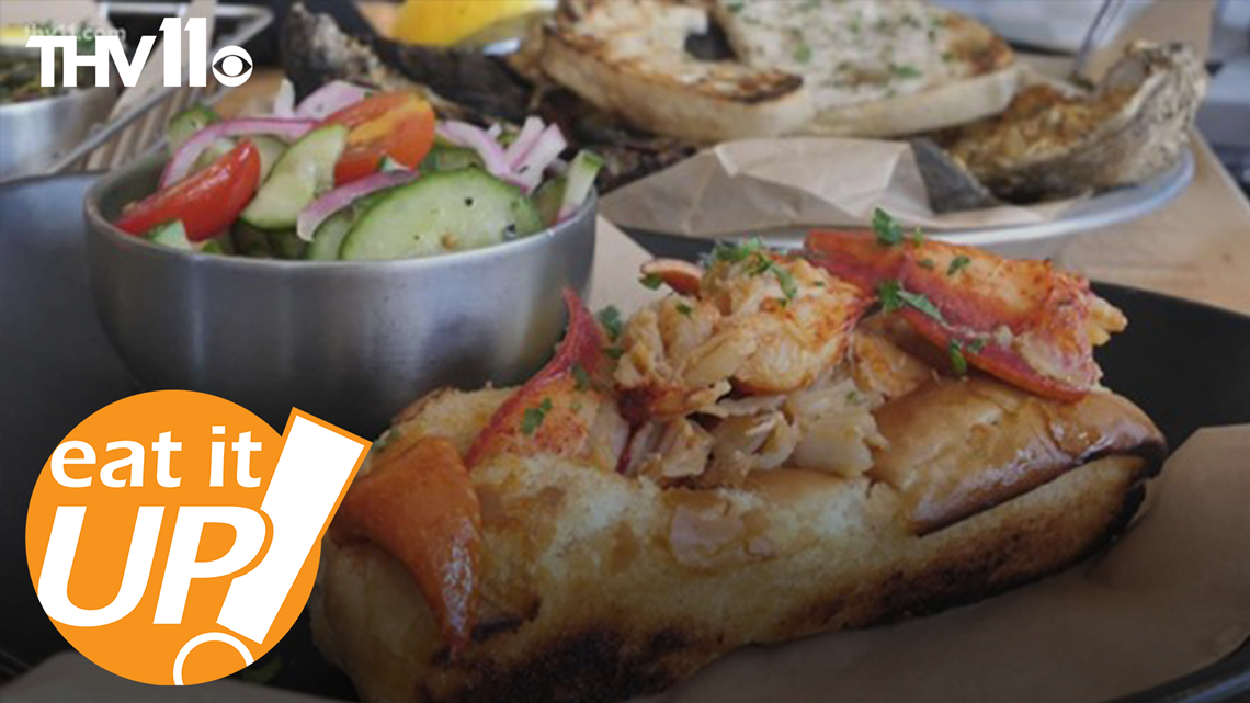 The Oyster Bar brings the coast to Little Rock with a fresh look and even fresher seafood