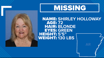 72-year-old Prescott woman has been missing for five days