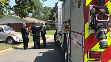 Conway traffic stop leads to suspected meth lab inside car, police say