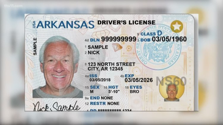 Questions answered surrounding Arkansas Real ID deadline on Oct. 1