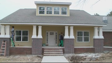 Searcy Children's Home transitions to Sparrow's Promise, builds home for foster children