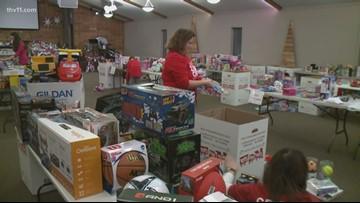 Arkansas Dream Center fills Christmas charity mall