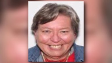 Little Rock police report missing woman found