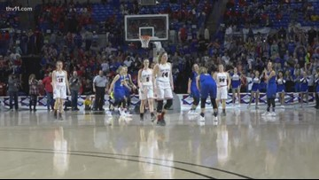 Girls 3A State Championship | Mountain View vs. Atkins