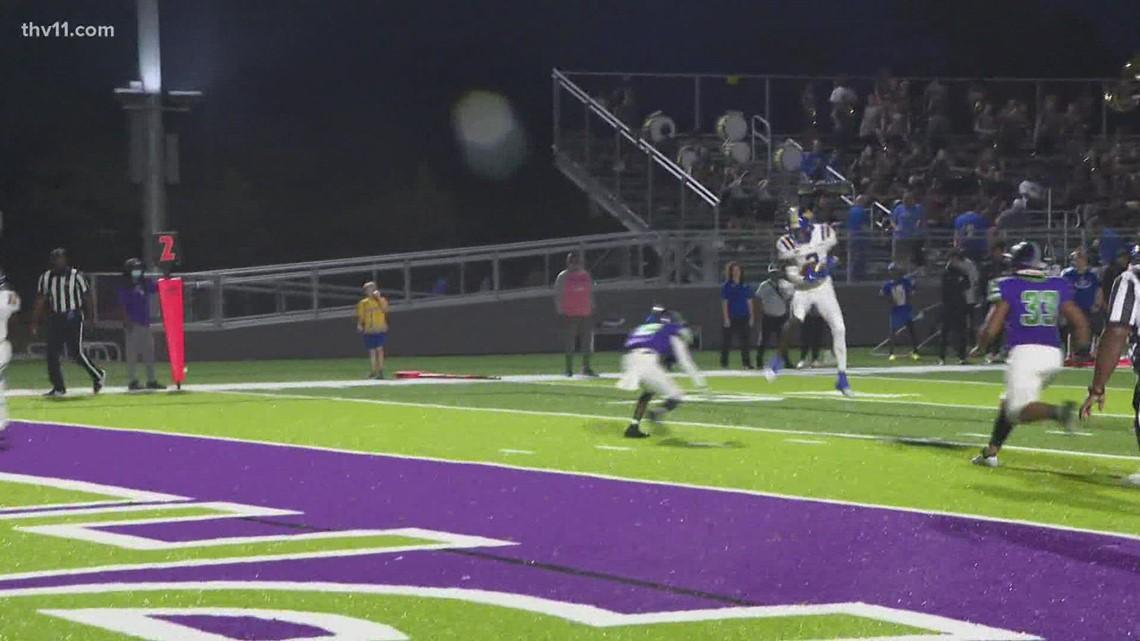North Little Rock wins Sweetest Play Week 6