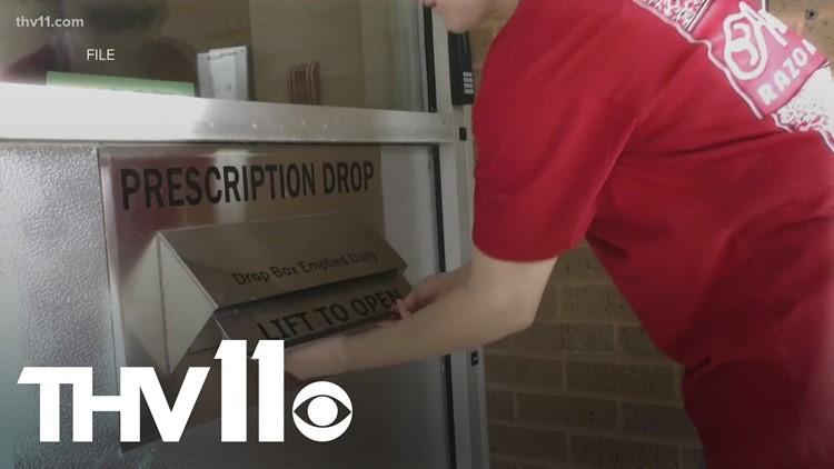 Arkansas officials prepare for 'Drug Take Back Day'