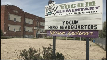 Reading Roadtrip takes a Seussical stop at Yocum Elementary