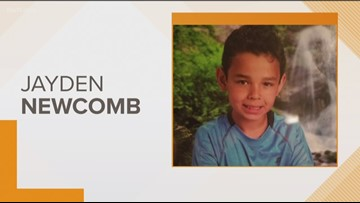 Missing Child | Jayden Newcomb