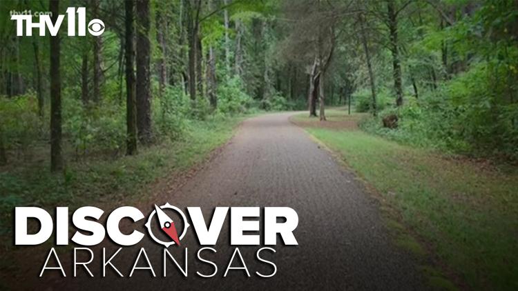 Bona Dea Trails | Discover Arkansas