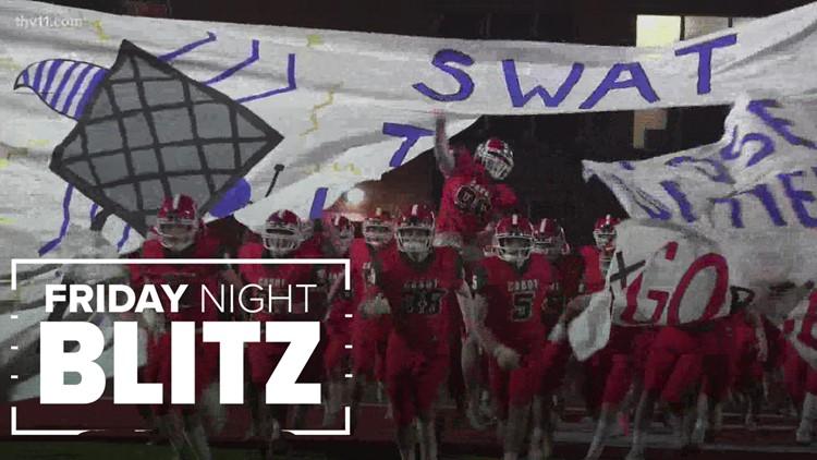Recapping Week 8 of Arkansas high school football w/ Tyler & Cierra