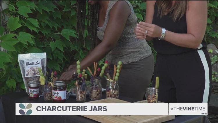 Recipe: Charcuterie jars