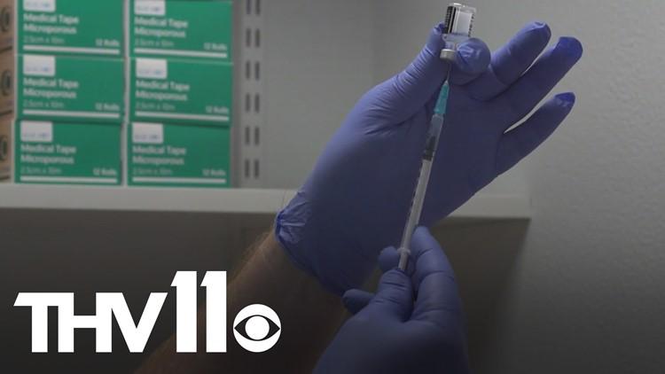Arkansas schools offering COVID-19 vaccine clinics for students